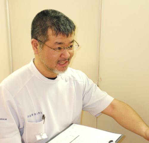 武庫之荘整体院院長の永田。症状を根本から改善する3ステップ施術を産み出す。